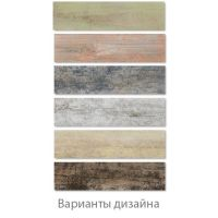 Плитка CARPATOS MIX COLOR 600x150