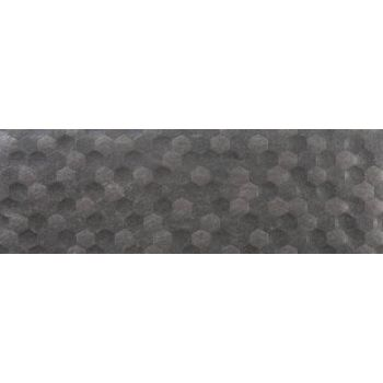Плитка BASALT HEXAGON ANTRACITA RECT 890x290